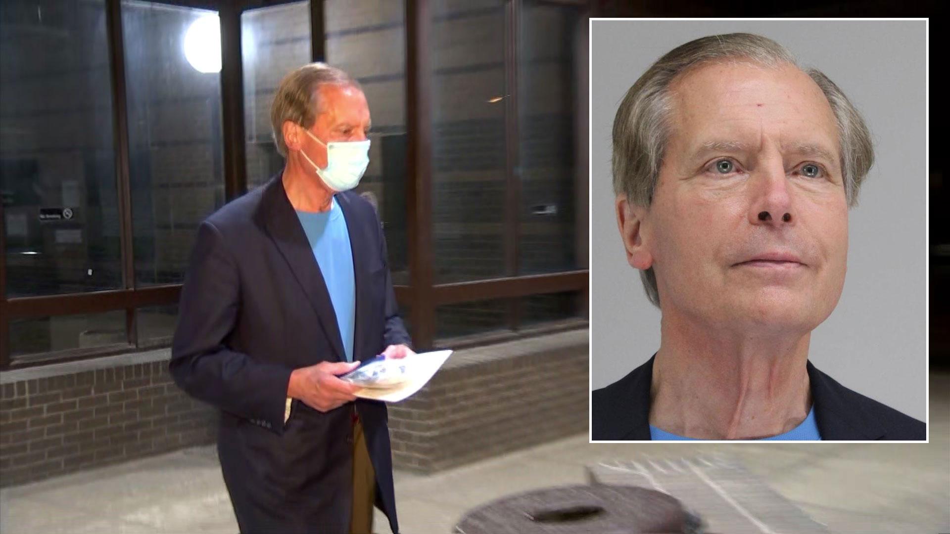 Former Texas Lt. Gov. David Dewhurst Arrested in Dallas on Domestic Violence Charge