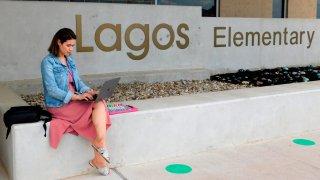 Cindy Hipps Lagos Elementary