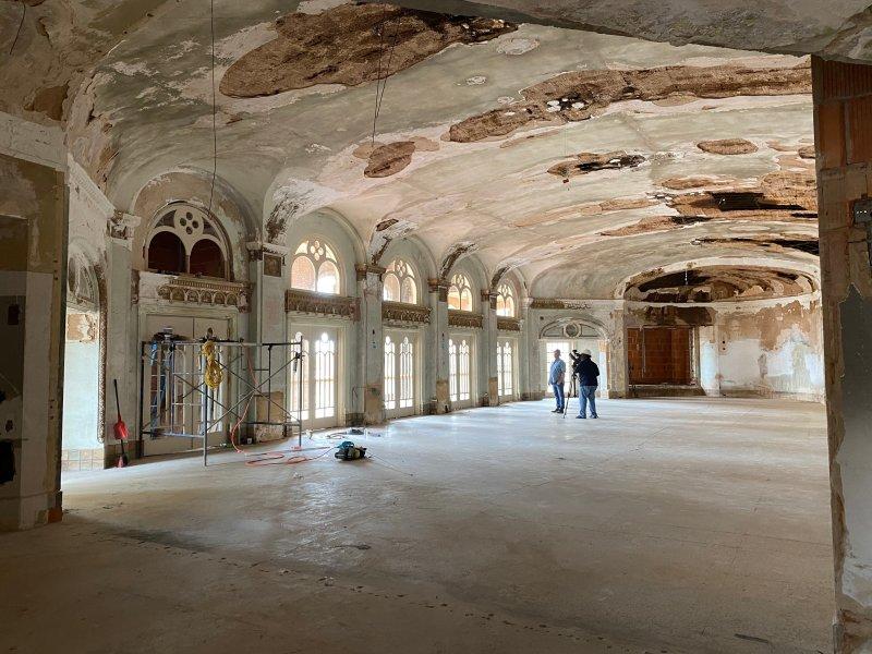 Inside The Massive Restoration Of The Historic Baker Hotel Nbc 5 Dallas Fort Worth