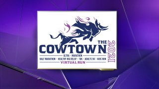 The Cowtown 2021 Logo