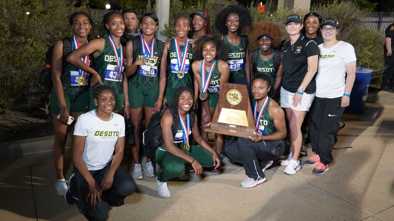 North Texas Athletes Shine at State Track Meet