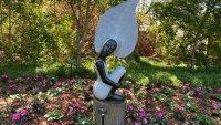 ZimSculpt Returns to the Dallas Arboretum