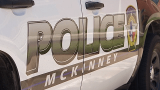 A North Texas woman is thanking McKinney police for helping her find a home.