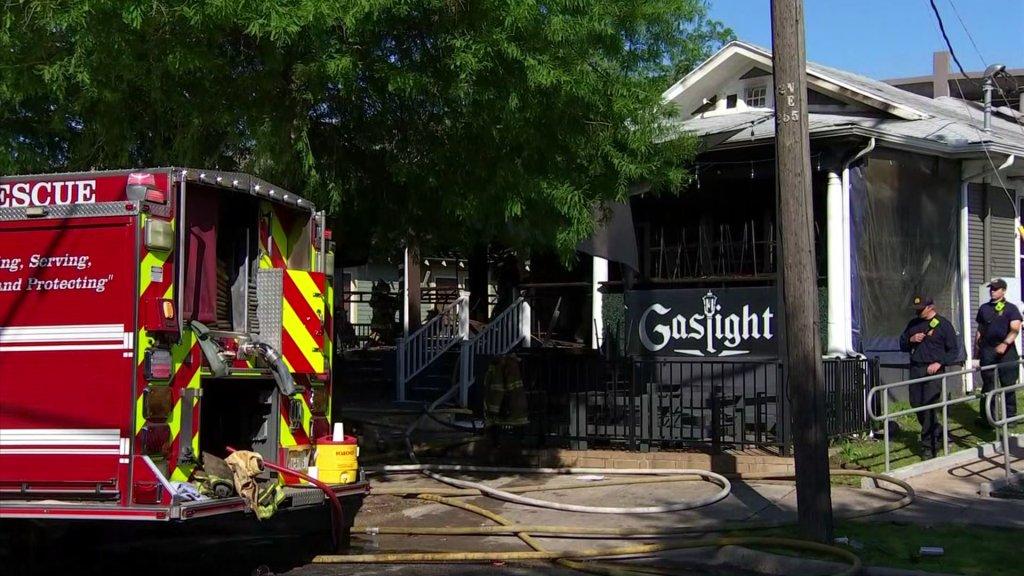 gaslight fire