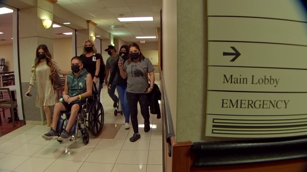 A North Texas man is cautioning peolple to take COVID-19 seriously. Hugo Miranda has been battling the virus since the end of last year! On Thursday, he marked a milestone and NBC 5's Noelle Walker was there.