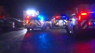One person was fatally shot early Saturday at a Fort Worth apartment complex, police say.