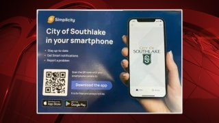 Southlake police are warning residents against downloading a new app the claims to be for the city.