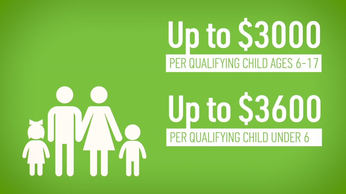 What To Know About New Child Tax Credits Starting In July Nbc 5 Dallas Fort Worth