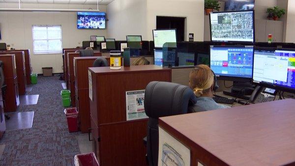 FW 911 Dispatch Center 2