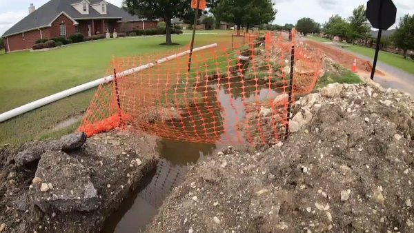 HASLET WATER PROBLEMS 1