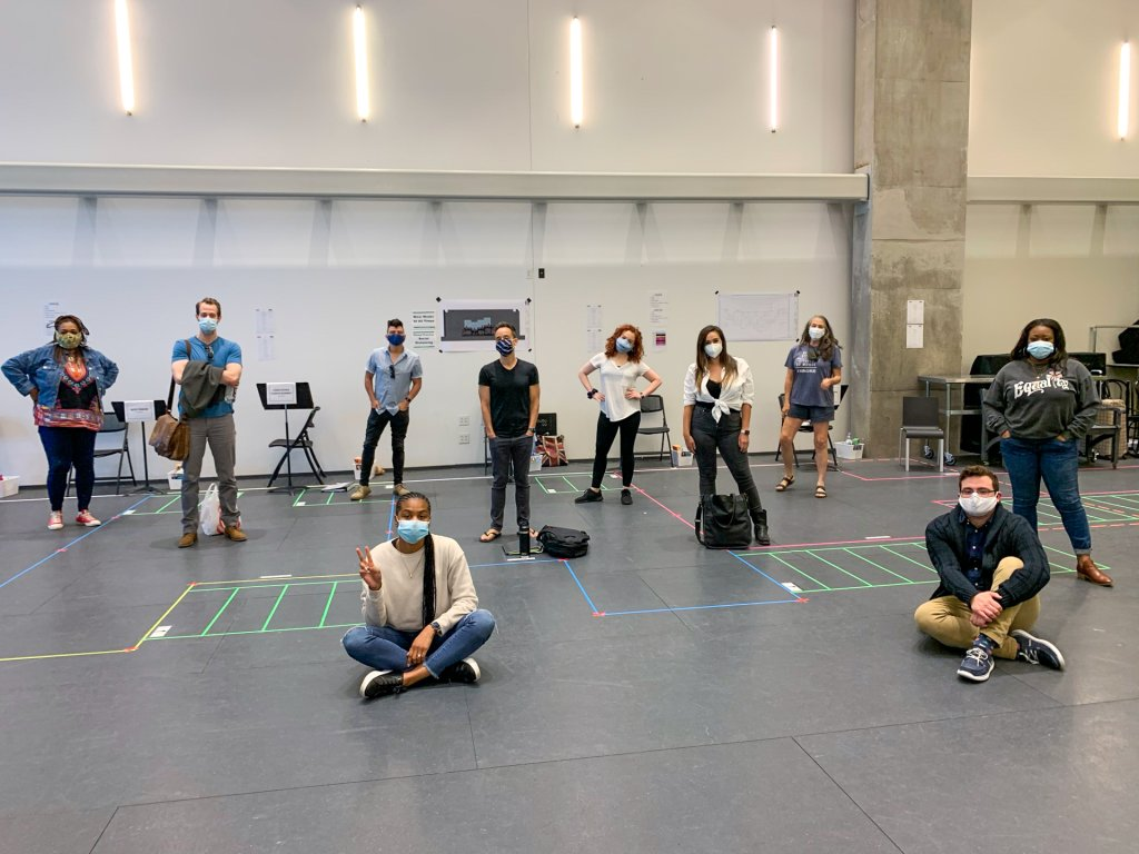 Dallas Theater Center Working Cast