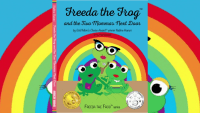 Community Conversation: Book Helps Children Understand Diverse Families
