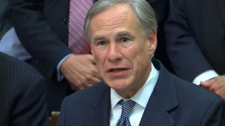 Gov. Greg Abbott (R) shared details Wednesday about how Texas will go about constructing a wall along the state's border.