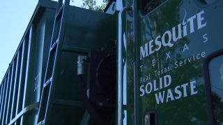 The Mesquite City Council voted Monday to approve an ordinance with new, stricter guidelines for trash pickup.
