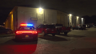 Officers responded at about 7:13 p.m. to a call of a shooting at the Luna Blanca Apartments in the 3700 block of Mt. Ranier Street.
