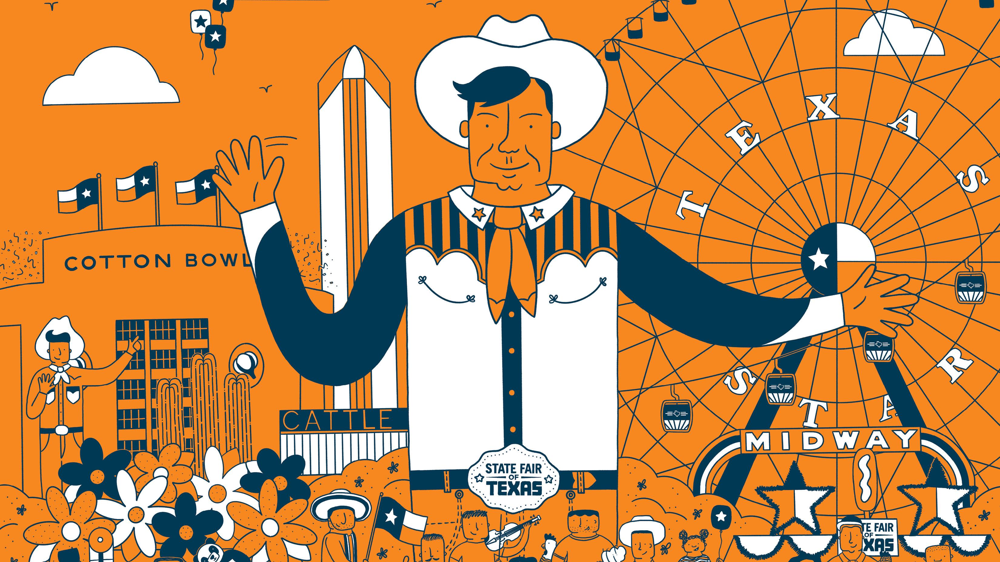 State Fair of Texas Will Return In-Person in 2021 – NBC 5 Dallas-Fort Worth