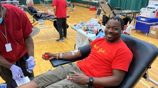 American Red Cross sickle cell blood drive