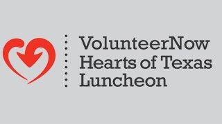 VolunteerNow Hearts of Texas Luncheon Logo 2021