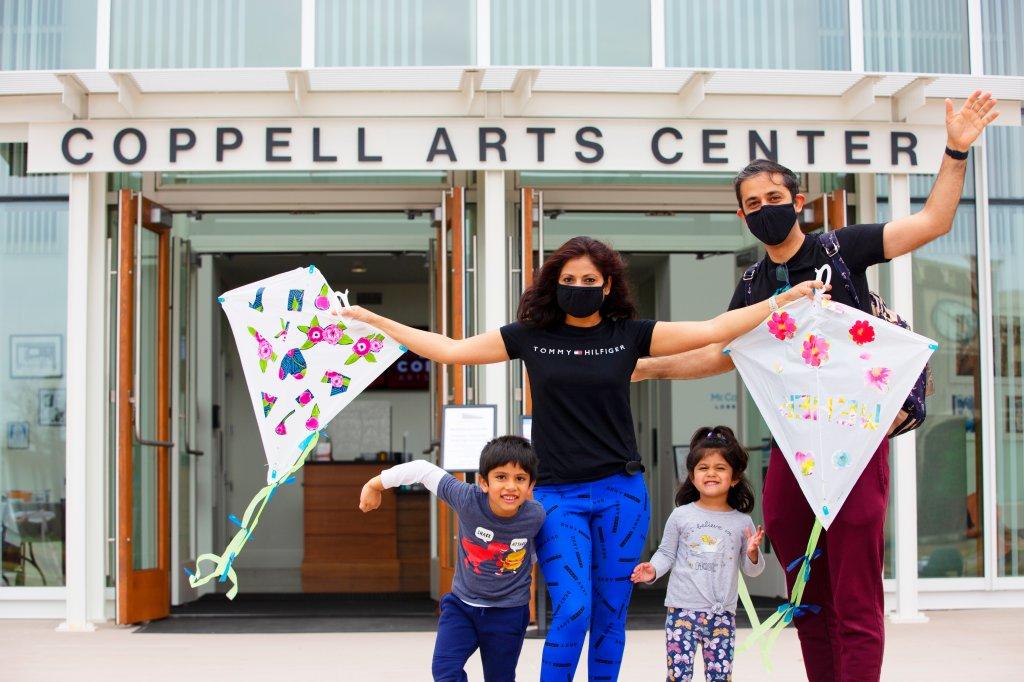 Coppell Arts Center Make & Take