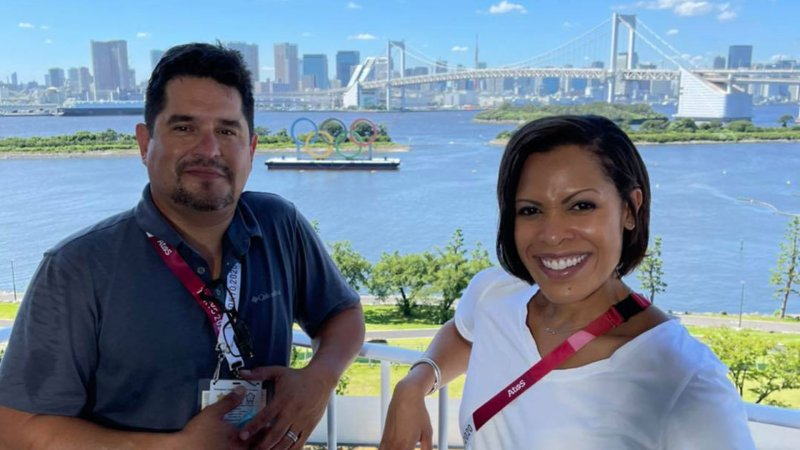 NBCDFW Takes You to the #TokyoOlympics