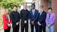 Midlothian ISD Entrepreneurship Students Compete in National Pitch Contest