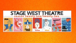 Stage West season posters
