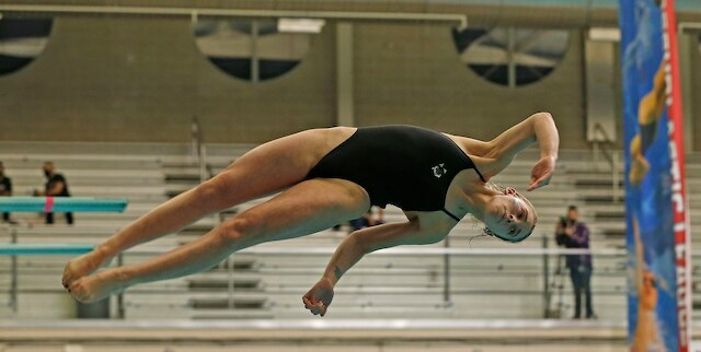 For Haley Hernandez, the summer has been spent getting ready for the Tokyo Olympics after earning her spot with TEAM USA diving.
