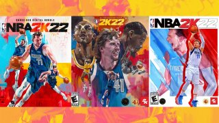 The legends variation  screen  of NBA 2K22, the latest introduction  successful  the hoops  video crippled  series, features Mavericks fable  Dirk Nowitzki on  with Kevin Durant and Kareem Abdul-Jabbar. Other editions, similar  the cross-gen integer  bundle, diagnostic   Mavericks defender  Luka Doncic.(Courtesy of 2K Games)