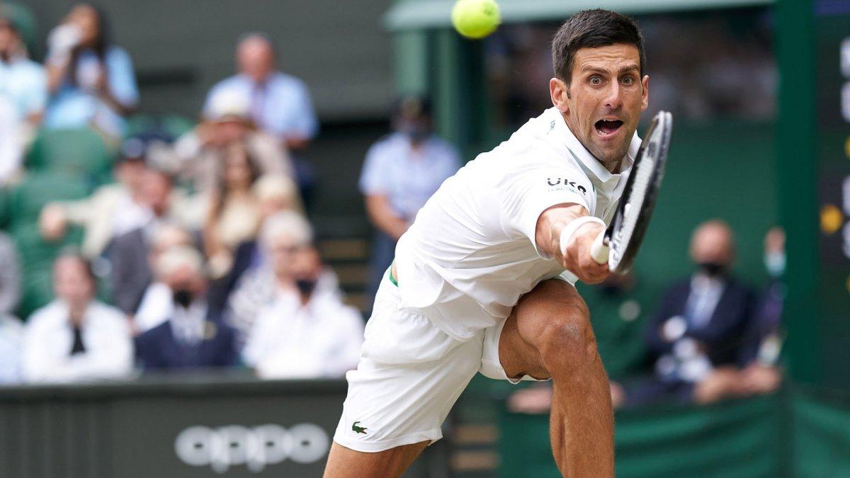 Watch Dwell: Novak Djokovic Headlines First Tokyo Olympic Tennis Matches