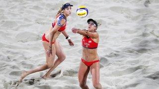 April Ross beach volleyball women's rio olympics