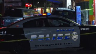 A man was killed early Saturday morning following an exchange of gunfire in southeast Dallas, police say.