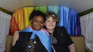Resource Center Youth First Pride Prom Photo 2019
