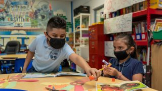 Boys and Girls Clubs of Greater Dallas - Children working