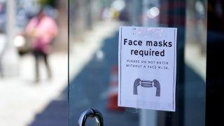 Mask Mandate Sign