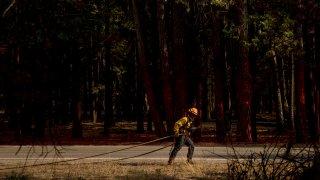 Alhambra firefighter