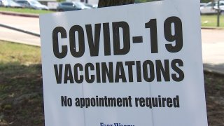 As COVID-19 vaccination rates in Tarrant County slowly improve, health leaders continue their efforts in targeted areas.