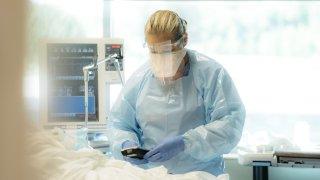 icu bed nurse Arkansas