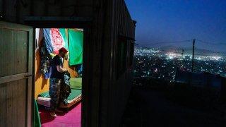 Afghanistan Afghan Soldiers Fall of Kabul
