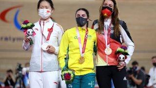 2020 Tokyo Paralympics - Day 1