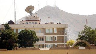 British Embassy in Kabul