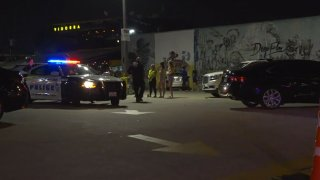 A man was fatally stabbed Friday night at a parking lot in Deep Ellum, Dallas police say.