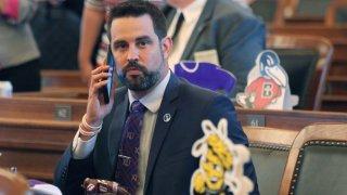 Kansas state Rep. Mark Samsel