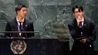 BTS Spoke at the UN and the Internet Went Crazy