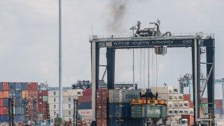 Port Of Houston Terminals Partially Shutdown Due To Hardware Failure