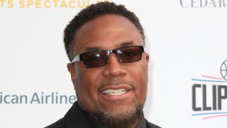 Cedric Ceballos attends the 32nd Annual Cedars-Sinai Sports Spectacular Gala at W Los Angeles Westwood.