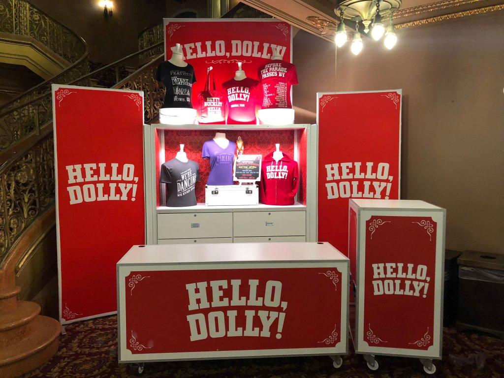 Hello Dolly merchandise