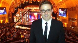 Scott Montgomery_2013 Tony Awards
