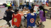 Students Learn to Make Something Good Out of Challenge