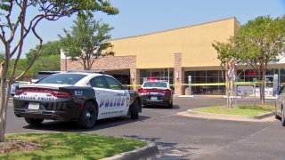 A 40-year-old man was fatally shot Monday morning in Lake Highlands, Dallas police say.