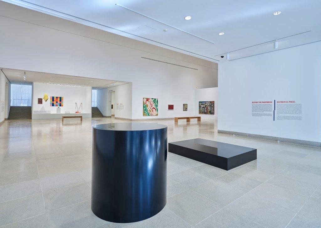 Slip Zone Dallas Museum of Art Water feature